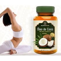 Oleo Coco Capsulas Dr Lair Ribeiro Compre 1 Ganhe +1 Grátis