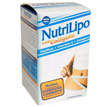 Nutrilipo Com 60 Cápsulas
