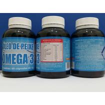 Omega 3 1000 Mg Com 60 Capsulas O Melhor Preço Do Ml