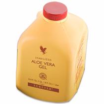 Suco Aloe Vera Gel Forever- Desintoxicar E Regular Intestino