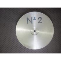 Disco De Liga De Aluminio Para Afiar Lâminas De Tosa,alfacut