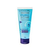 Gel Esfoliante Loréal Pure Zone Anticravos Passo 1 - 100g
