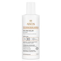 Filtro Solar P/ Peles Oleosas Ou Acneicas Fator 30 Adcos!
