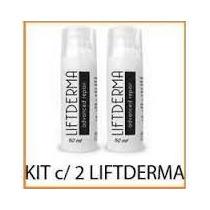 Liftderma Kit C/ 2 - Original E Lacrado (frete Gratis)