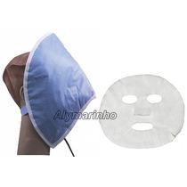 Máscara Térmica 110v E Descartável Para Tratamento Facial