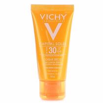 Vichy Capital Soleil Fps30 Toque Seco Gelcreme Antibrilho50g