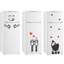 Adesivos Decorativos - Geladeira - Cozinha - Parede