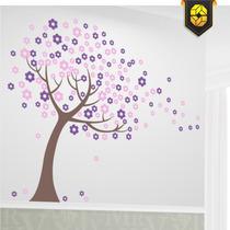 Adesivo Decorativo - Árvore Love The Spring - Tamanho P