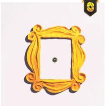 Adesivo Decorativo Moldura Porta Friends / Frete Grátis
