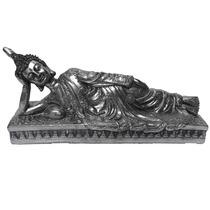 Buda Decorativo Deitado Hindu Tailandês