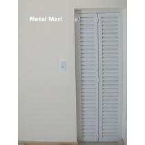Porta Camarão De Alumínio Ou Articulada (metal Mari)