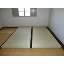 Tatami Tradicional Japonês De Junco 1,80 X 0,90mts