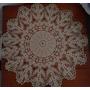 Frete Grátis - Toalha De Crochet
