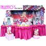 Decoração Festa Infantil Barbie E Magia (locação)
