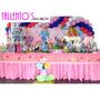 Decoração Festa Infantil Barbie Contos (locação)