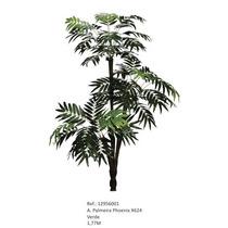 Planta Artificial Palmeira Phoenix Verde 1,77m Frete Grátis