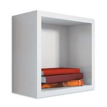 Nichos Quadrado Decorativo 40x40x30 - 100%mdf Branco 15mm