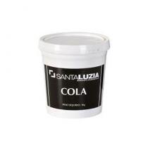 Cola Santa Luzia Especial Para Rodapés, Pote 1,0kg