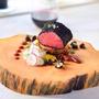 Bolacha Madeira Rustica Decoração Gourmet Buffet