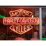 Placas Luminosos Neon Heineken Budweiser Harley Davidson Coc
