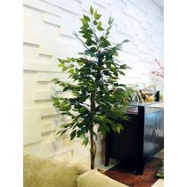 Planta Artificia-arranjo-arvore Ficus 1,60mt Altura