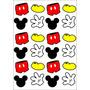 Mini Adesivos Mickey Festas E Decorações