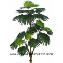 Arvore Artificial Palmeira Leque 177cm 04246