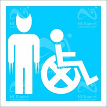 Placa Cadeira X