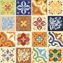 Adesivo Decorativo De Azulejo De Cozinha - Antigo