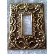 Jogo De Espelhos/placas De Luz Antigos Italianos