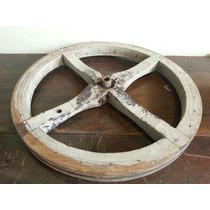 Roda Antiga De Atafona Ñ Carroça