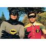 Imãs De Geladeira Desenho Do Batman E Robin Antigo