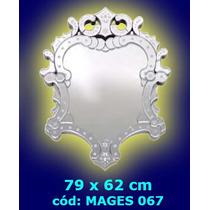 Espelho Veneziano Importado ( M067 )