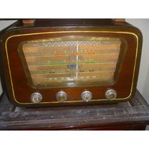 Antigo Radio Marca Semp Art Deco
