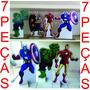7 Display Vingadores, Totem De Chão Lindos