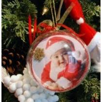 20 Bolas De Natal Personalizadas