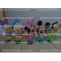 Centro De Mesa/enfeites/apliques Baby Disney/mickey/minnie