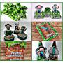 Minecraft- Kit Festa-artelucia Personalizados