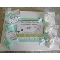 30 Lembrancinhas Perfumadas Para Nascimento Ou Chá De Bebê