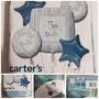 Decoração Chá De Fraldas/bebê/maternidade Importado Carters