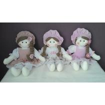 Bonecas De Pano / Ursa(o) P