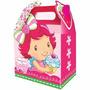 Caixa Surpresa Aniversário Festa Infantil Moranguinho Baby 8