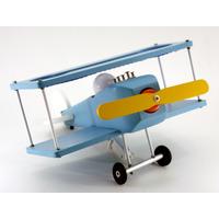 Luminária Abajur Avião Quarto De Menino Bebê Infantil
