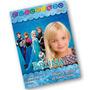 30 Revistas De Colorir Personalizadas 10 X 14 Cm - Frozen