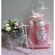 10 Kit Sabonete P/ Lembrancinhas Maternidade / Chá De Bebê