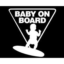 Adesivo Bebê A Bordo Infantil Segurança Carro Berço Baby-10