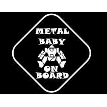 Adesivo Bebê A Bordo Criança Infantil Carro Berço Baby-07