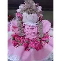 Boneca De Pano,decoração,aniversário,buffet,boneca Floral,bo