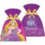 Sacola Surpresa Aniversário Festa Infantil Rapunzel 24uni