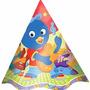 Chapéu De Aniversário Festa Infantil Backyardigans 16un